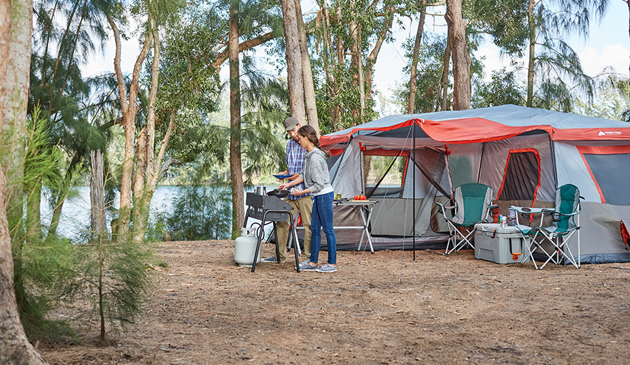 Beginner's guide to family car camping