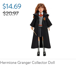 Hermione Granger Collector Doll