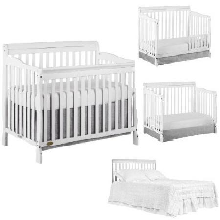 Convertible Cribs  sc 1 st  Walmart & Baby Cribs - Walmart.com