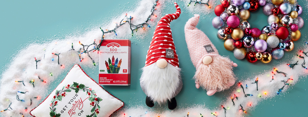 Walmart - Christmas Decor starting at just $7
