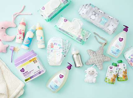 Parent's Choice. Quality baby products for every family.