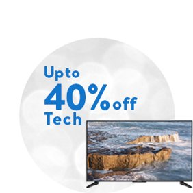 Up to 40% off TVs. Shop Select TV Deals