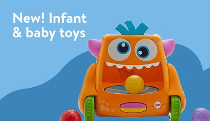 NEW! Infant and baby toys
