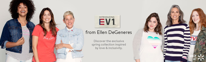 782e41b7cf EV1 from Ellen DeGeneres Shop All - Walmart.com