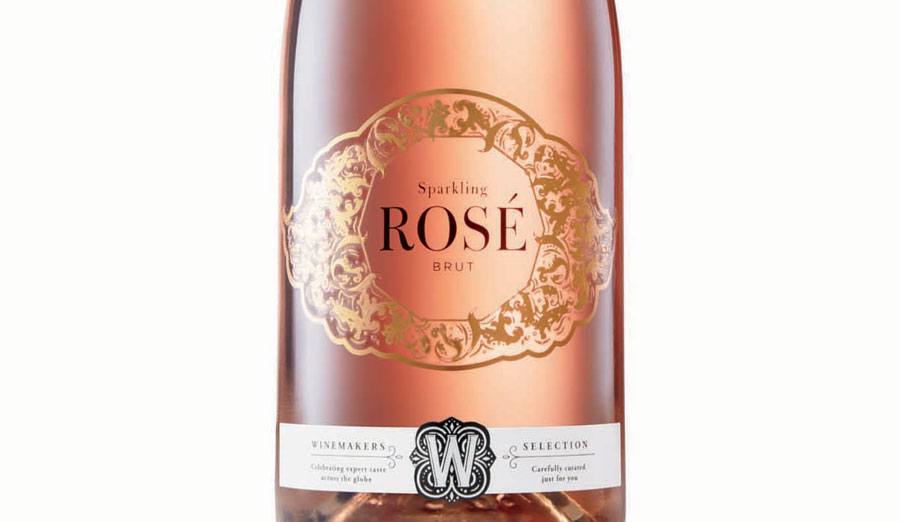 Winemakers Selection Rose Brut