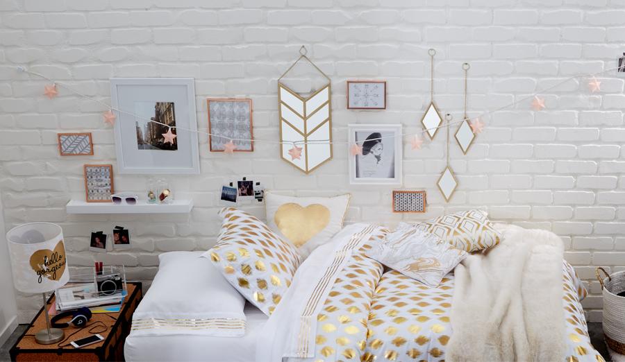Dorm Decorating 101 5 Beyond Basic Styles Walmart Com