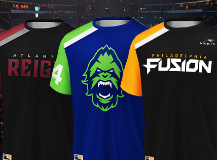 Overwatch League. Shop official player and team jerseys by Fanatics.
