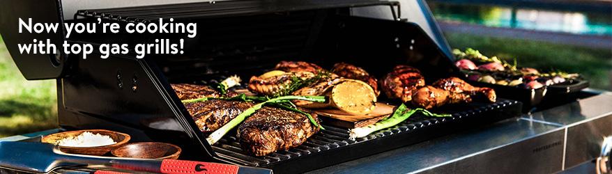 Grills & Outdoor Cooking - Walmart.com | {Grills 45}