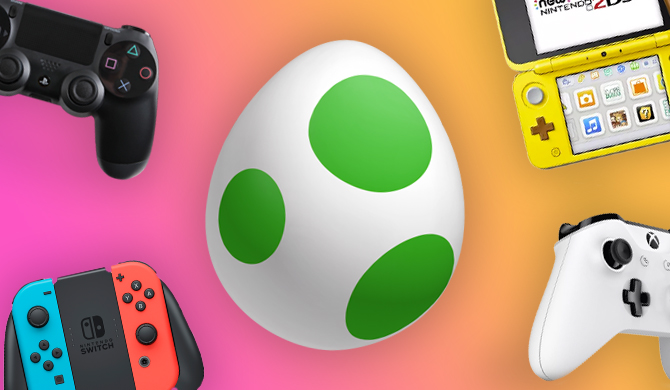 The best basket sized easter gaming gifts walmart the best basket sized easter gaming gifts negle Gallery