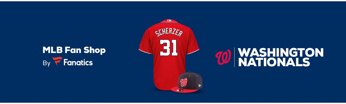 be5c37eef Washington Nationals Team Shop - Walmart.com