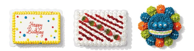 Walmart Bakery - Sheet Party Cakes, Tres Leches Cake, Party Combo Cake