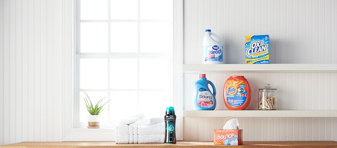 Laundry: Done & Won. Find everything you need to make doing laundry the easiest part of your day.