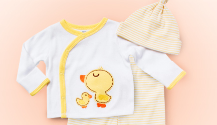 Browse Baby Clothing