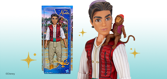 Start your Disney Aladdin Collection