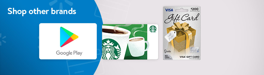 Shop gift cards from other brands.