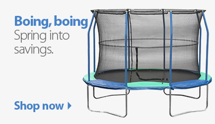 Boing. Boing. Spring into savings. Click Jump now.