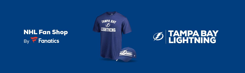new product da72a f8a18 Tampa Bay Lightning Team Shop - Walmart.com