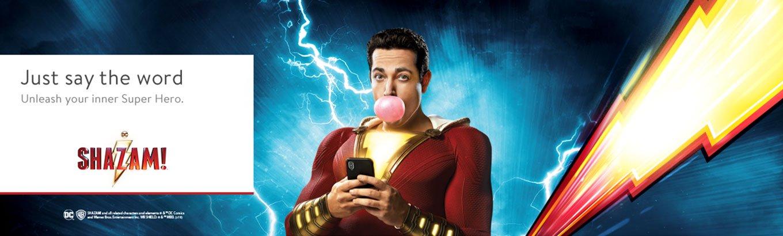 Shazam! Movies & TV Shows - Walmart com