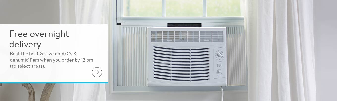 Window Air Conditioners - Walmart com