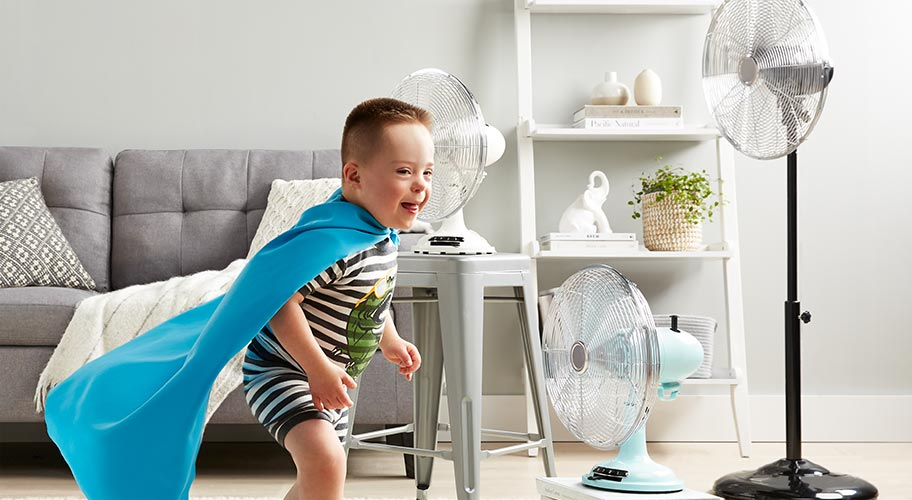 Cool off with fan faves. Browse new models from Better Homes and Gardens, Lasko, Mainstays, Honeywell, and Dyson. Shop now.