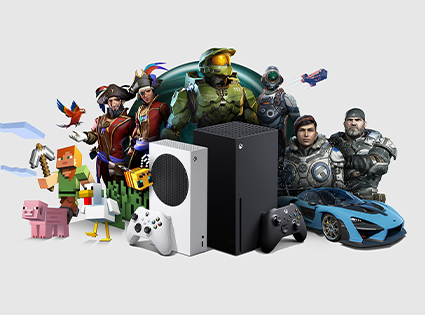 Discover Xbox All Access