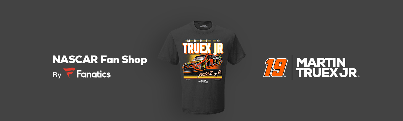 Martin Truex Jr Fan Shop