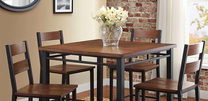 kitchen table sets for sale walmart