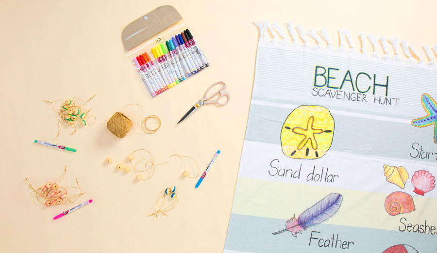 make bead markers