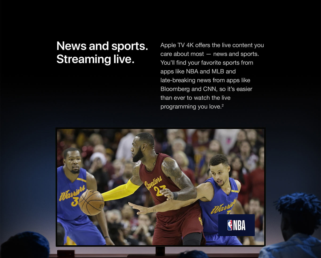News and sports streaming live