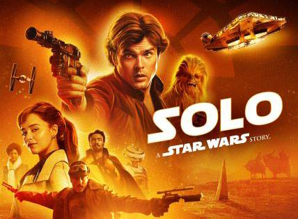 Solo: A Star Wars Story on Vudu