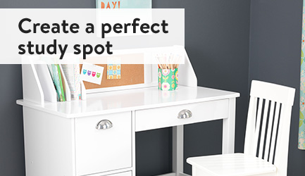 Create a perfect study spot