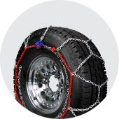 Shop tires and chains