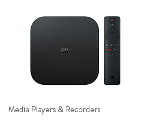 Media Players & Recorders