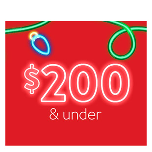 Gifts $200 & under