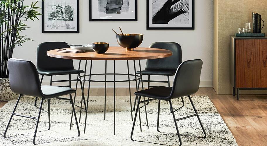 kitchen dining furniture walmart com rh walmart com dining room table sets walmart round dining room tables walmart