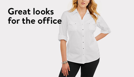 Great looks for the office