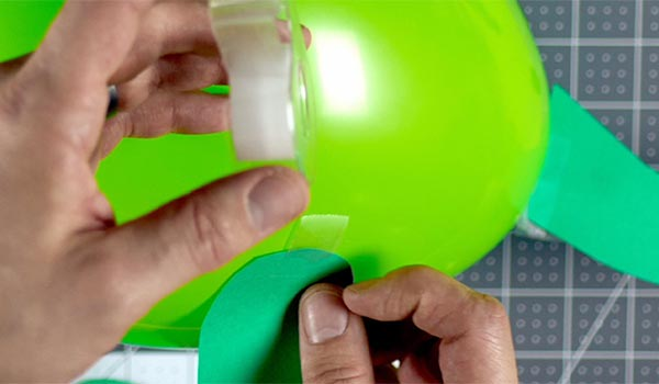 Those Amazing Dino Balloons Again With Freebie Template Dinosaur