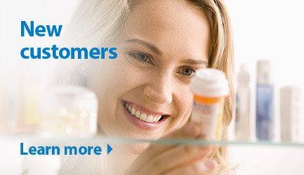Pharmacy new customers. Learn more.