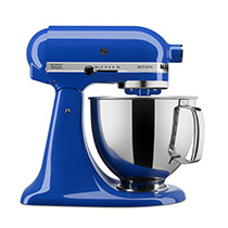 5-Quart Stand Mixer in Blue