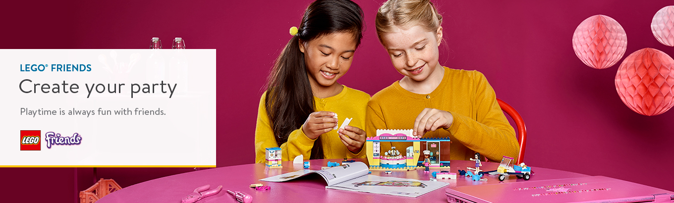 Lego Friends Building Sets Walmartcom