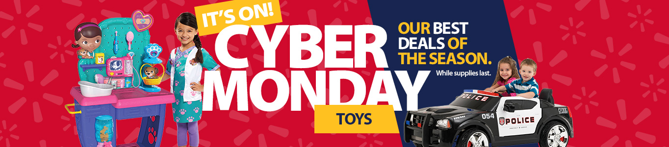 Toys Shop Cyber Week Deals Walmart Toyland
