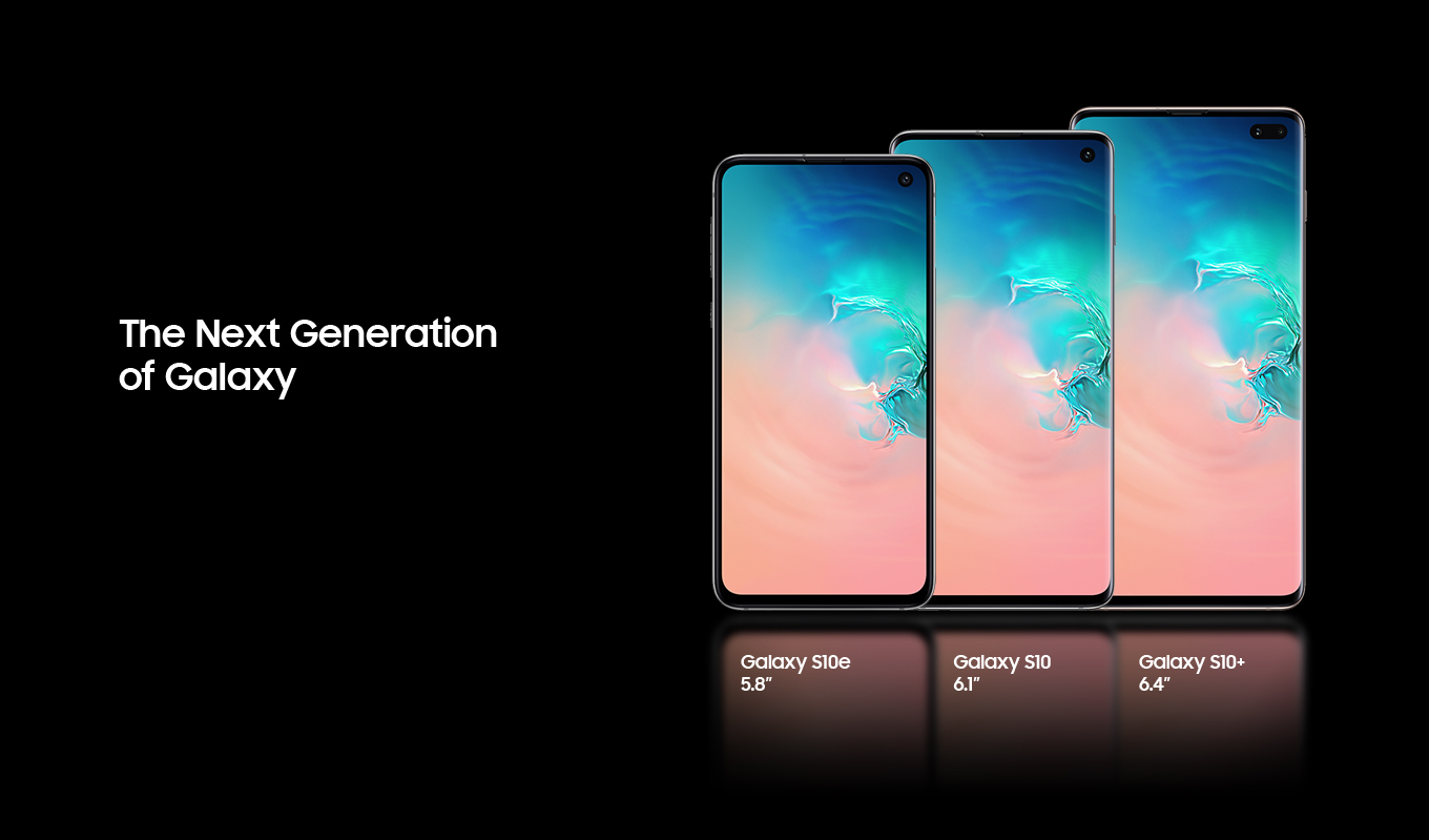 The Next Generation of Galaxy.