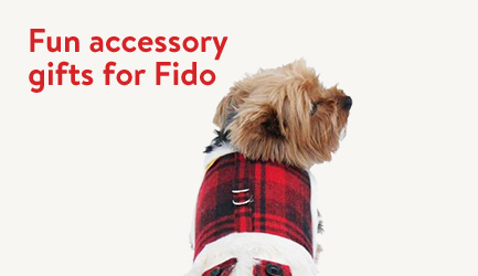 Fun accessory gifts for your dog. Shop now.