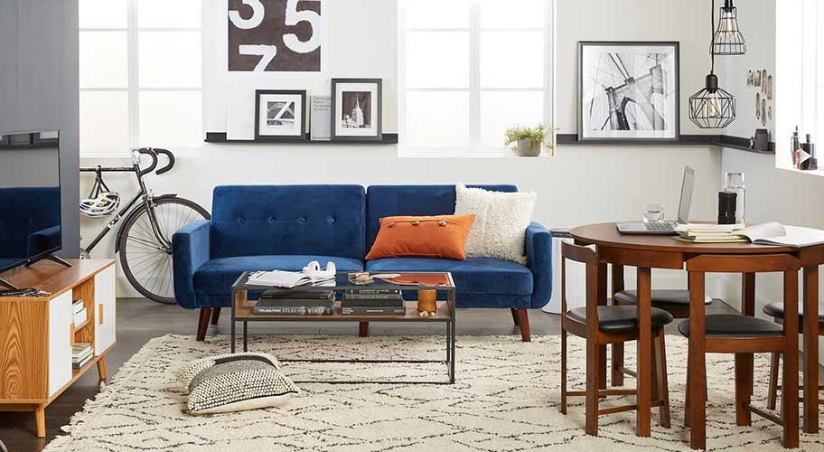 Awesome For Rooms That Pull Double Duty, You Need Furniture That Works Twice