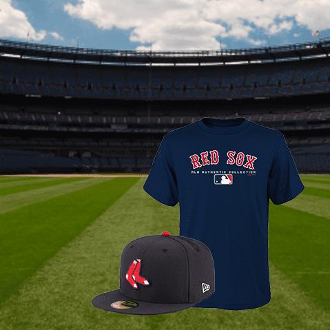 79aaebd79fc Boston Red Sox Team Shop - Walmart.com