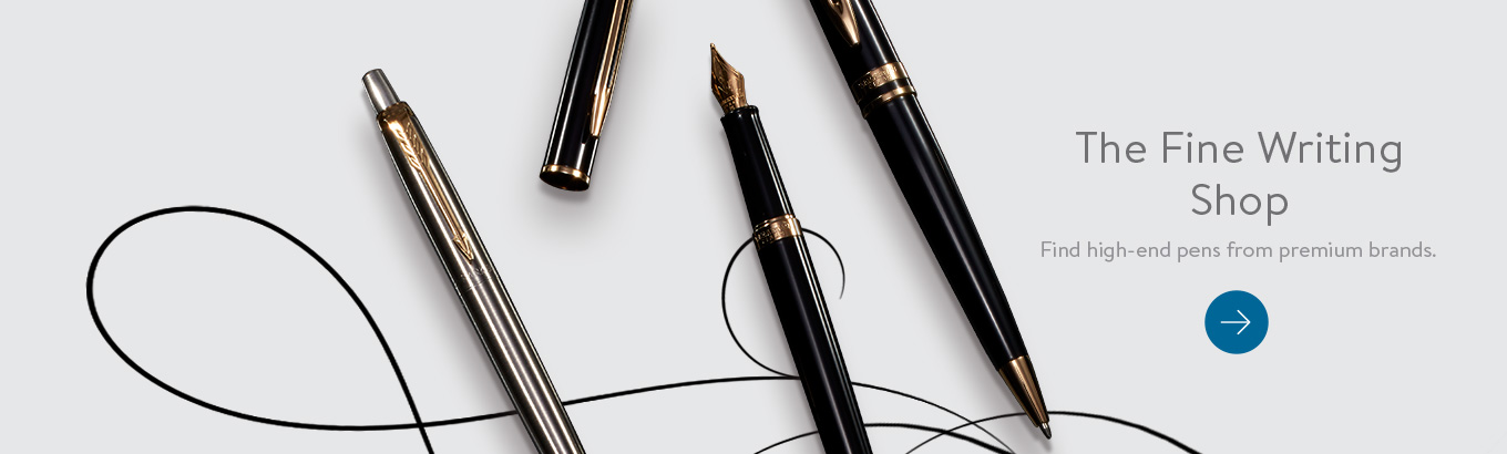 Find high-end pens from premium brands.