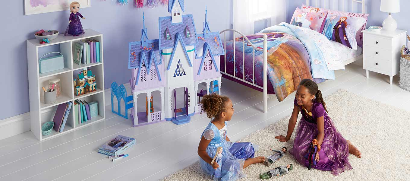 Bring the magic home Disney Frozen 2 toys and more.