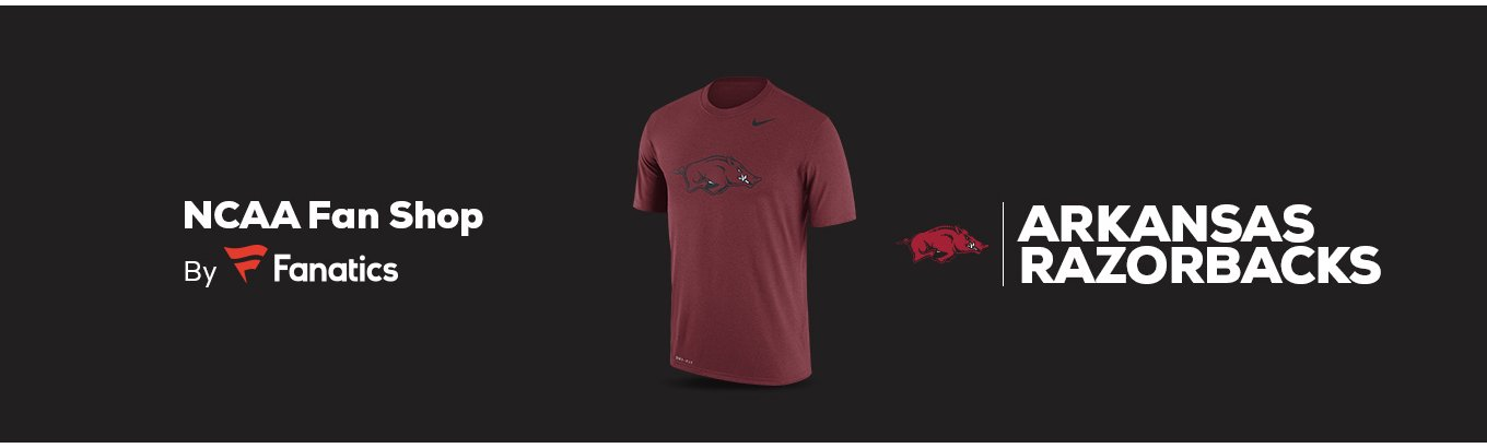 b5aa6a7ec9b Arkansas Razorbacks Team Shop - Walmart.com