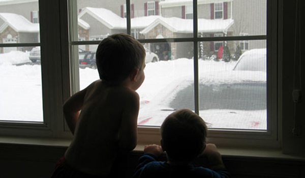 Snow day craft essentials
