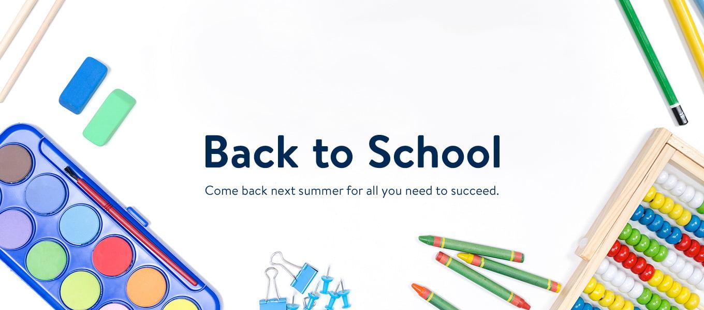 Back to School - Walmart.com